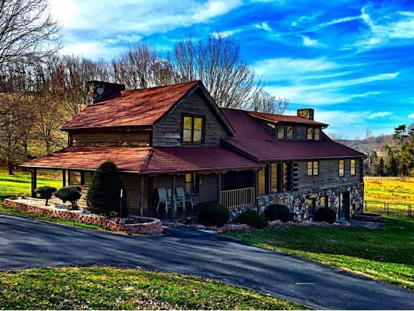 1190 Freeman Road, Blountville, TN 37617 (MLS #416745) :: Highlands Realty, Inc.
