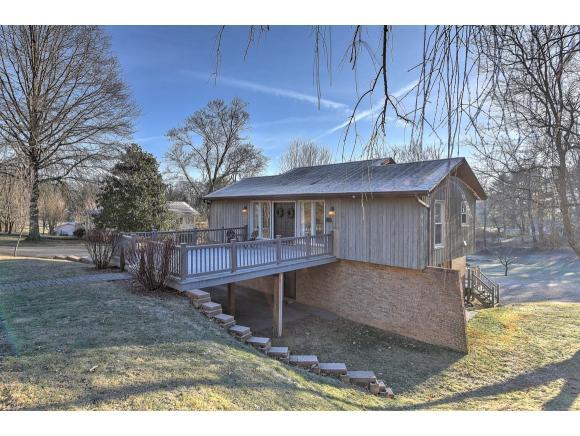 124 Hillside, Abingdon, VA 24210 (MLS #416749) :: Griffin Home Group