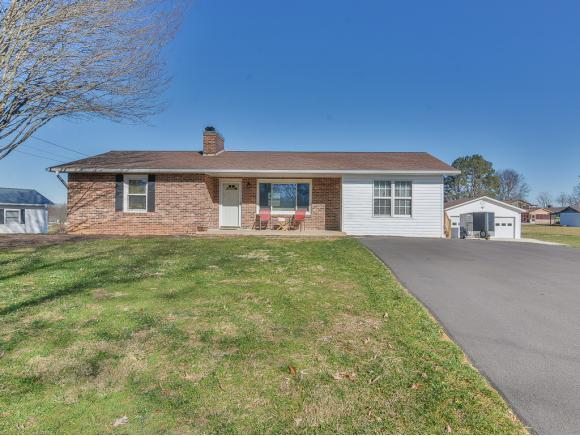 160 Doc Browning Road, Telford, TN 37690 (MLS #416812) :: Highlands Realty, Inc.