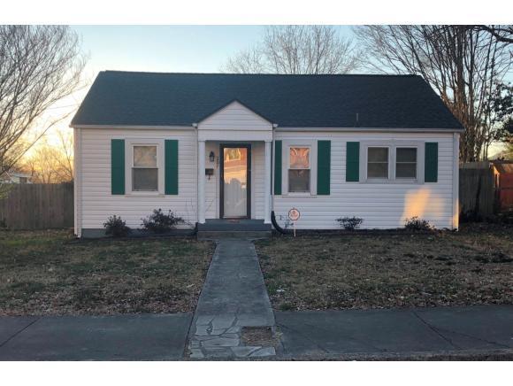 201 W 10th Avenue, Johnson City, TN 37604 (MLS #416822) :: Highlands Realty, Inc.