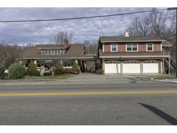 223 Laurel Ave E, Damascus, VA 24236 (MLS #416844) :: Highlands Realty, Inc.