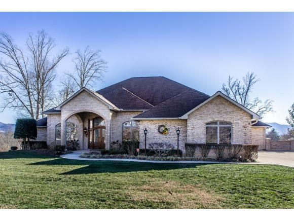 300 Golf Trace Drive, Greeneville, TN 37743 (MLS #417302) :: Highlands Realty, Inc.