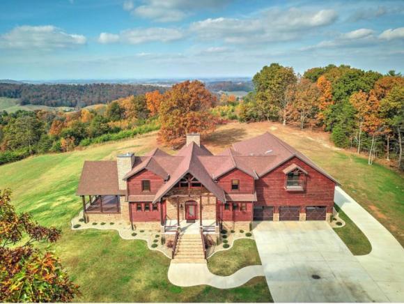 2202 Olivet Mountain Road, Greeneville, TN 37743 (MLS #417331) :: Highlands Realty, Inc.