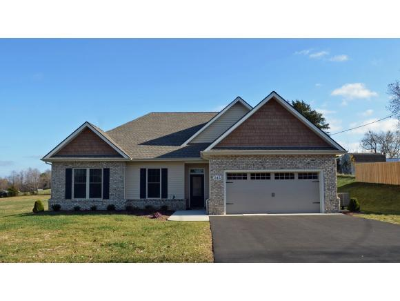 1222 Peaceful Dr, Jonesborough, TN 37659 (MLS #417342) :: Conservus Real Estate Group