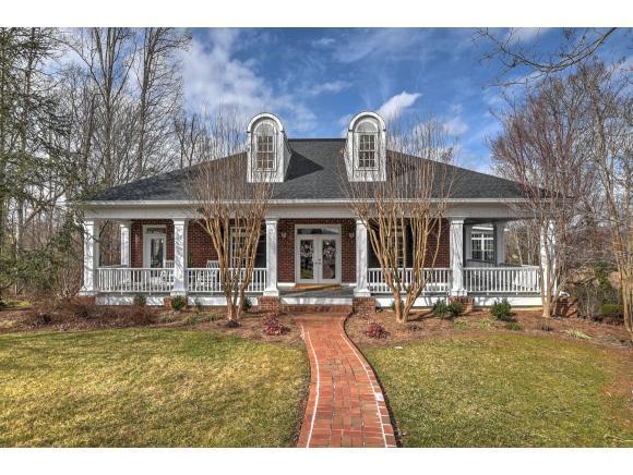 380 Golf Trace Dr, Greeneville, TN 37743 (MLS #417401) :: Conservus Real Estate Group