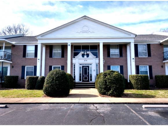 216 University Parkway 8W, Johnson City, TN 37604 (MLS #417718) :: Conservus Real Estate Group