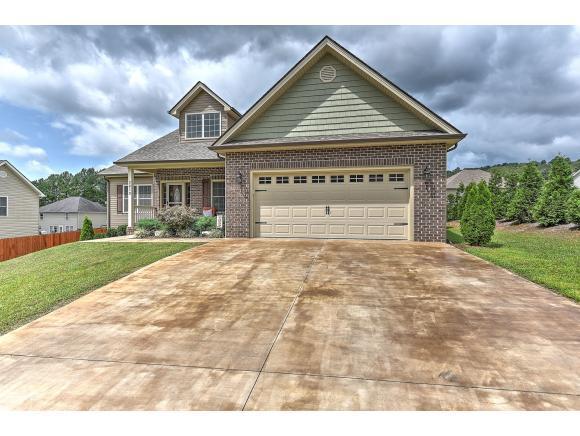 2012 Falling Leaf Dr., Kingsport, TN 37664 (MLS #417739) :: Conservus Real Estate Group