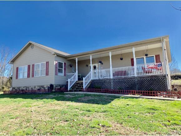445 Stewart Road, Chucky, TN 37641 (MLS #417754) :: Highlands Realty, Inc.