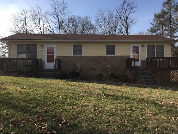 607 609 S. Cedar Ave., Elizabethton, TN 37643 (MLS #417840) :: Conservus Real Estate Group