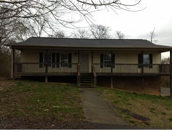 618 N. Church St., Rogersville, TN 37857 (MLS #417919) :: Griffin Home Group