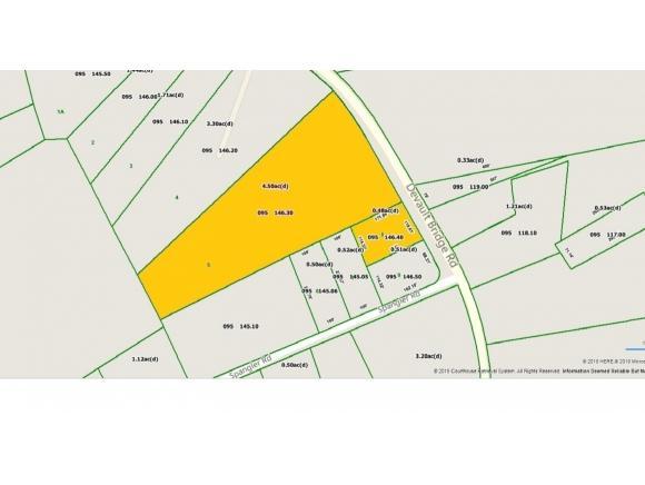 Lot 5&8 Devault Bridge Rd., Piney Flats, TN 37686 (MLS #417970) :: The Baxter-Milhorn Group