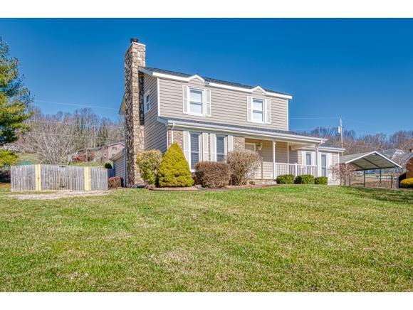 19205 Stone Mountain Road, Abingdon, VA 24210 (MLS #418048) :: Conservus Real Estate Group