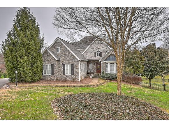 7 Cox Farm Ct, Johnson City, TN 37601 (MLS #418180) :: Highlands Realty, Inc.