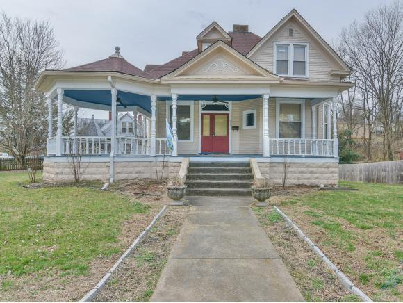 420 Taylor Street, Bristol, TN 37620 (MLS #418666) :: Highlands Realty, Inc.