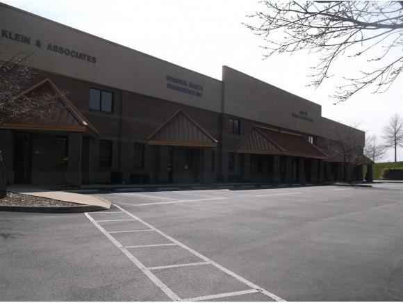 110 Corporate Dr #100, Johnson City, TN 37604 (MLS #418686) :: Conservus Real Estate Group