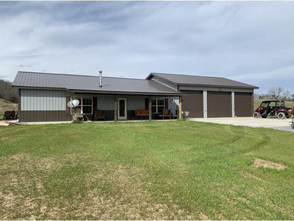 150 Spider Stines Road, Greeneville, TN 37745 (MLS #418735) :: Conservus Real Estate Group