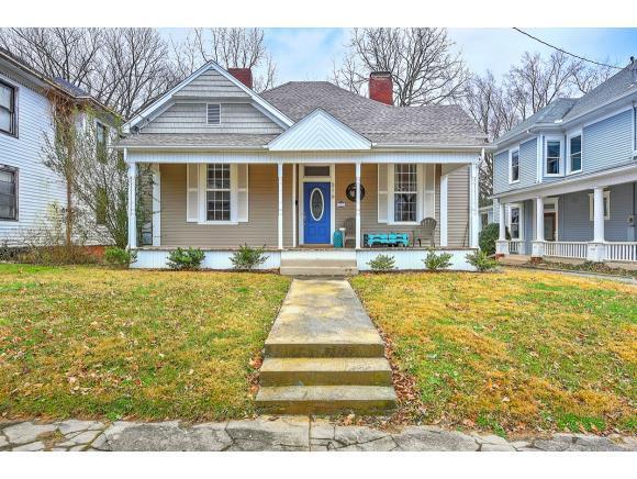 516 Spruce St, Bristol, TN 37620 (MLS #418743) :: Highlands Realty, Inc.
