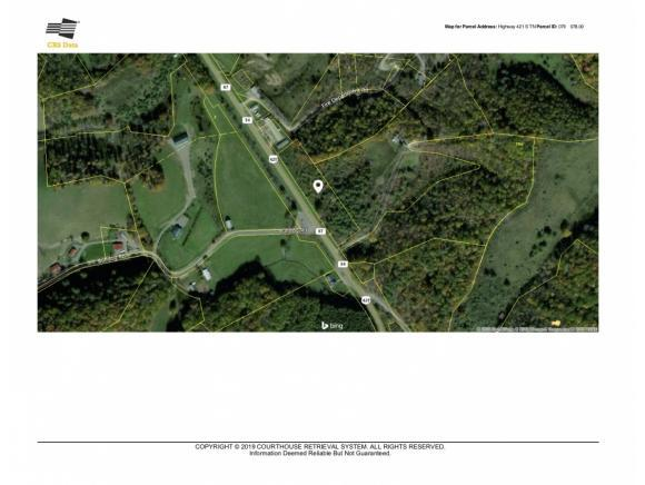 Lot 3 Highway 421 S, Trade, TN 37691 (MLS #418768) :: Conservus Real Estate Group