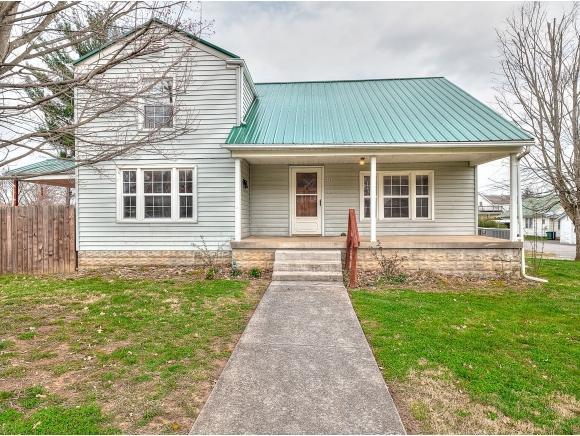 415 East H Street, Elizabethton, TN 37643 (MLS #418772) :: Highlands Realty, Inc.