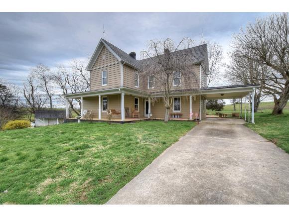 229 Roy Campbell Rd, Jonesborough, TN 37659 (MLS #418796) :: Conservus Real Estate Group