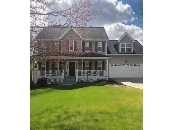 407 Green Valley Drive, Johnson City, TN 37601 (MLS #418821) :: Conservus Real Estate Group