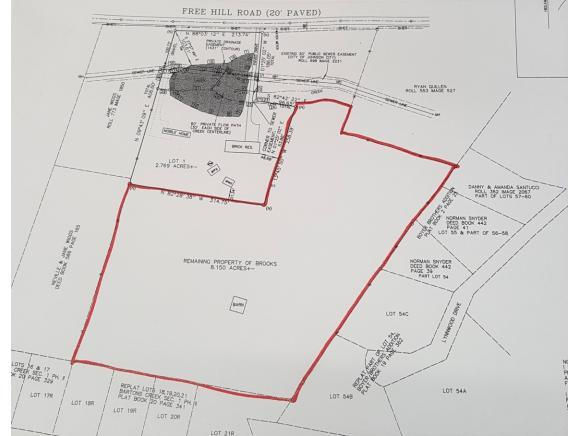 TBD Free Hill Road, Gray, TN 37615 (MLS #418827) :: Conservus Real Estate Group