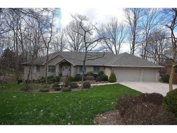 214 Shadowood Dr, Johnson City, TN 37604 (MLS #418853) :: Highlands Realty, Inc.