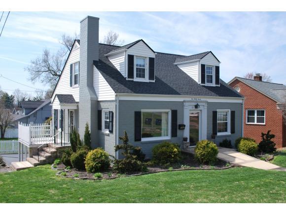 1037 Watauga Street, Kingsport, TN 37660 (MLS #418908) :: Highlands Realty, Inc.