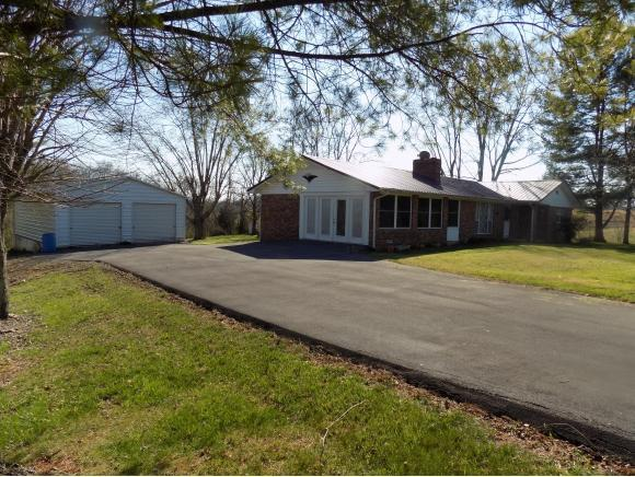427 Pleasant Hill Rd, Bulls Gap, TN 37711 (MLS #418946) :: Conservus Real Estate Group