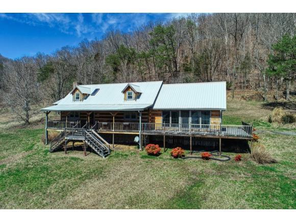 667 Jim Town Rd, Mooresburg, TN 37811 (MLS #418995) :: Conservus Real Estate Group