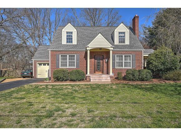 1633 Woodside Drive, Kingsport, TN 37664 (MLS #419027) :: Conservus Real Estate Group