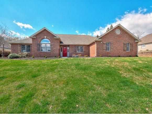 1009 Laurelwood Dr, Kingsport, TN 37660 (MLS #419047) :: Highlands Realty, Inc.