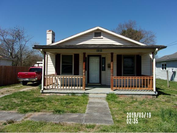 1813 Fairview Ave E, Johnson City, TN 37601 (MLS #419255) :: Bridge Pointe Real Estate