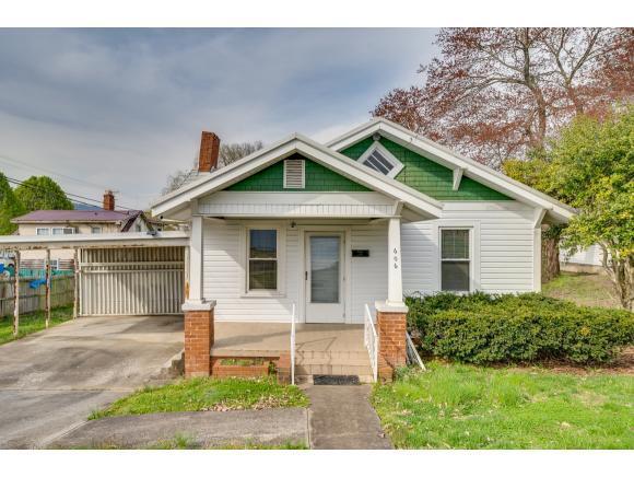 606 Riverside Ave, Kingsport, TN 37660 (MLS #419436) :: Highlands Realty, Inc.
