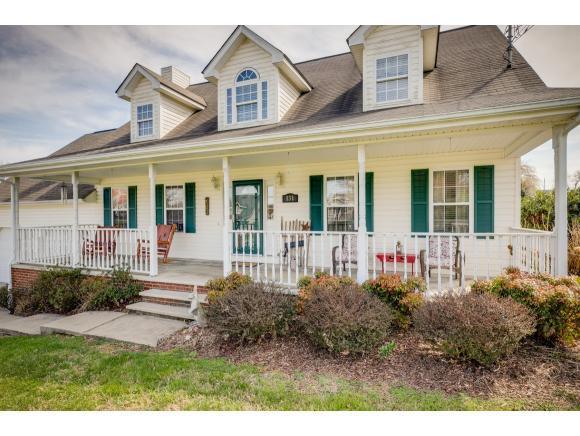 131 Sanders St, Blountville, TN 37617 (MLS #419450) :: Bridge Pointe Real Estate