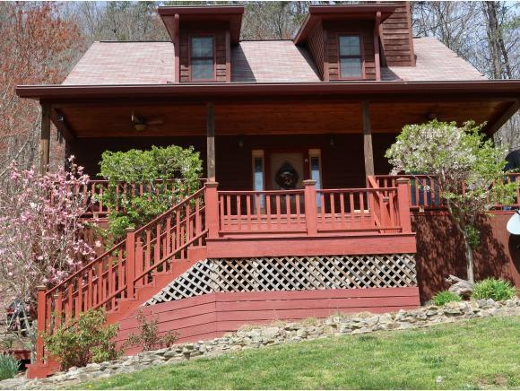 1232 Big Hill Rd, Mooresburg, TN 37811 (MLS #419479) :: Highlands Realty, Inc.