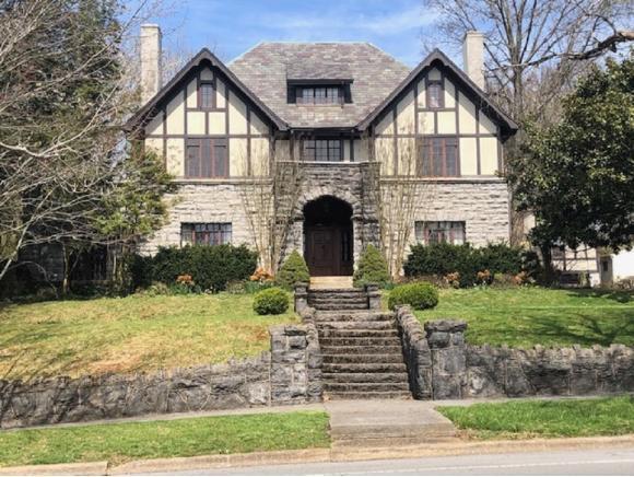 411 Euclid Avenue, Bristol, VA 24201 (MLS #419549) :: The Baxter-Milhorn Group