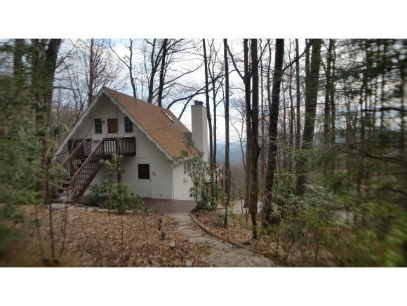 643 Fox Run, Little Switzerland, NC 28749 (MLS #419613) :: Conservus Real Estate Group