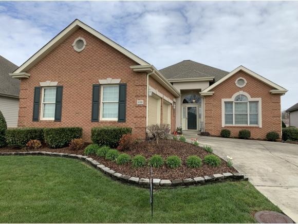 1130 Waterbrooke Ln, Johnson City, TN 37604 (MLS #419670) :: Highlands Realty, Inc.