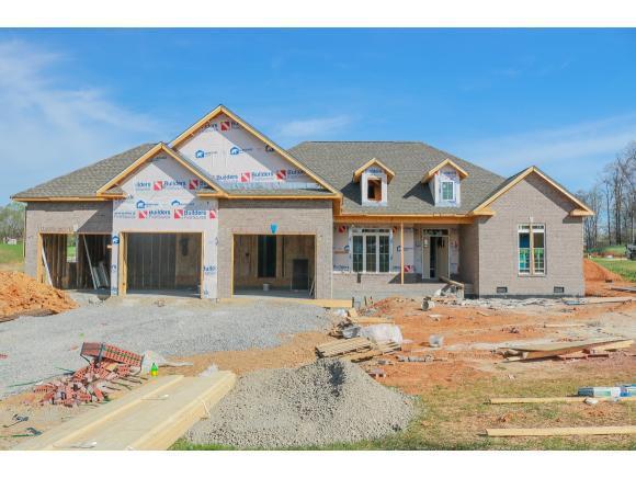 947 Elmo Trail, Jonesborough, TN 37659 (MLS #419972) :: Bridge Pointe Real Estate