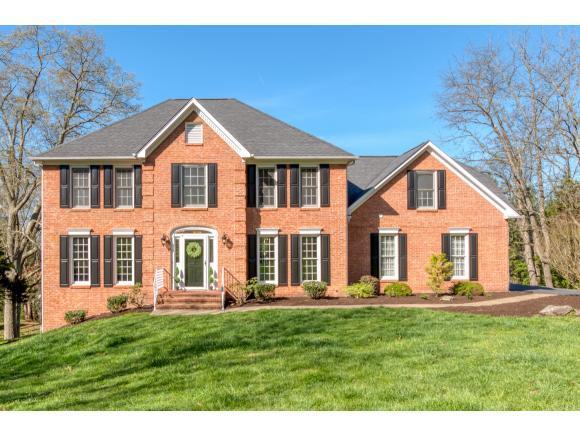 488 Woodway Dr, Blountville, TN 37617 (MLS #420014) :: Bridge Pointe Real Estate