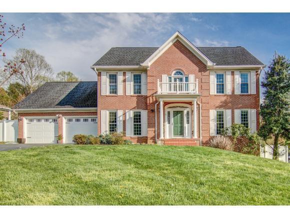 105 Stonehenge Drive, Bristol, TN 37620 (MLS #420102) :: Bridge Pointe Real Estate