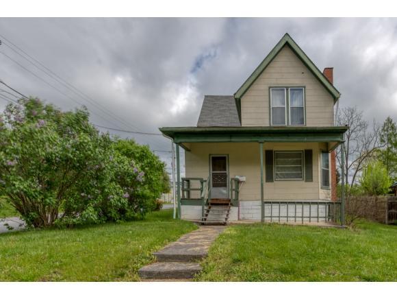 1133 Hill St, Bristol, TN 37620 (MLS #420194) :: Bridge Pointe Real Estate