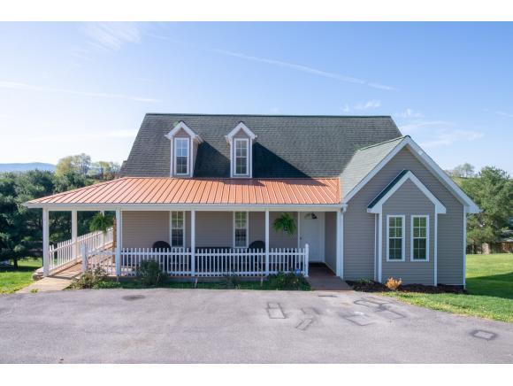 314 Worley Street, Chilhowie, VA 24319 (MLS #420260) :: Highlands Realty, Inc.
