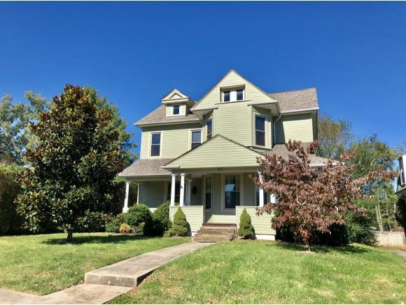 601 Spruce Street, Bristol, TN 37620 (MLS #420314) :: Highlands Realty, Inc.