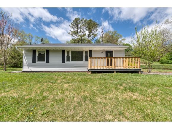 316 Cedar Valley Road, Bristol, TN 37620 (MLS #420329) :: Highlands Realty, Inc.
