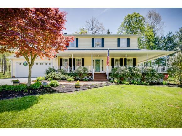 17636 Mahogany Drive, Abingdon, VA 24210 (MLS #420338) :: Highlands Realty, Inc.