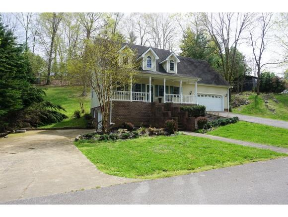 204 Boone Ridge Drive, Kingsport, TN 37663 (MLS #420346) :: Highlands Realty, Inc.