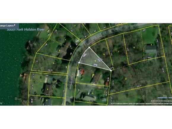 Lot 9 Gottland Shoals Road, Blountville, TN 37617 (MLS #420360) :: Highlands Realty, Inc.