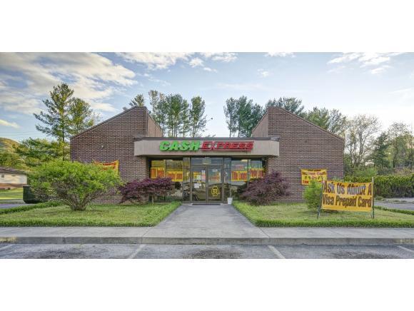 2606 South Roan Street #0, Johnson City, TN 37601 (MLS #420506) :: The Baxter-Milhorn Group